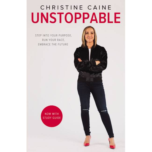 CHRISTINE CAINE Unstoppable