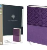 NIV Student Bible - Lavender Imitation Leather