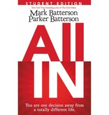MARK BATTERSON ALL IN STUDENT EDITION