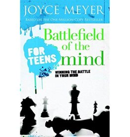 JOYCE MEYER Battlefield Of The Mind For Teens
