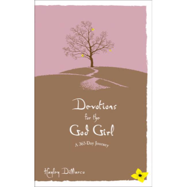 HAYLEY DIMARCO Devotions For The God Girl
