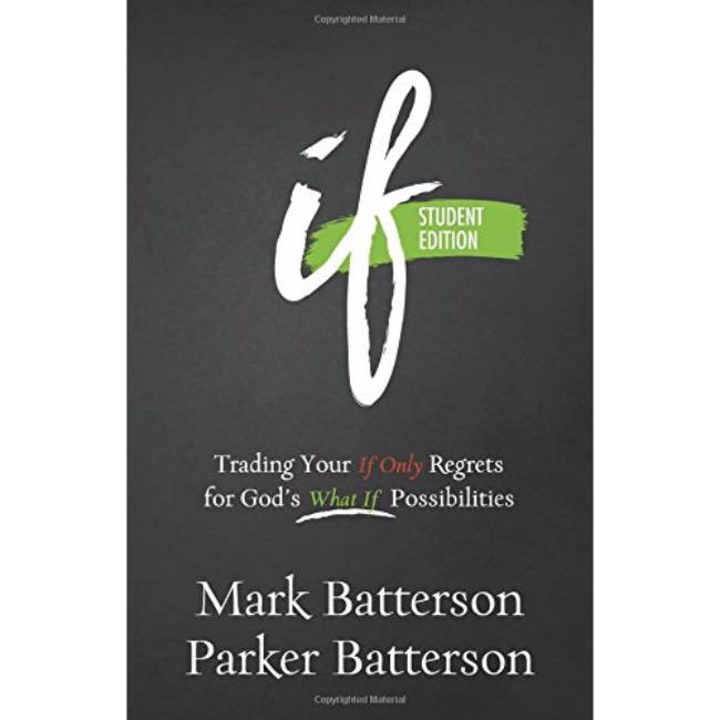 MARK BATTERSON If Trading Your if Only