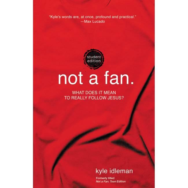 KYLE IDLEMAN NOT A FAN