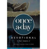 ANONYMOUS Once A-Day Devotional For Teens