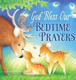 HANNAH C. HALL God Bless Our Bedtime Prayers