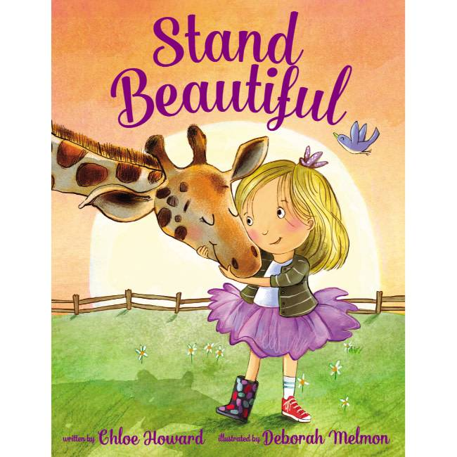 Stand Beautiful Picture Book