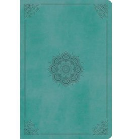 ESV Compact Value Bible - Turquoise
