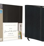 NIV Journal the Word Bible Hardcover