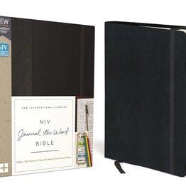 NIV Journal the Word Bible Hardcover