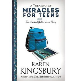 KAREN KINGSBURY A Treasury Of Miracles For Teens