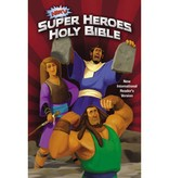 Super Heroes Holy Bible NIRV