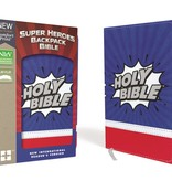 Super Heroes Backpack Bible