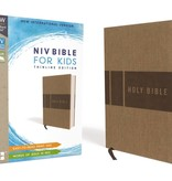 NIV Bible For Kids Thinline Edition - Tan