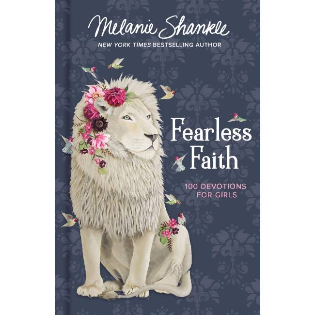 MELANIE SHANKLE Fearless Faith