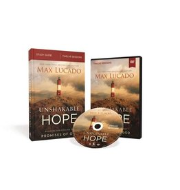 MAX LUCADO Unshakable Hope Study Guide with DVD