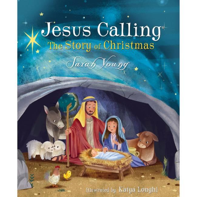SARAH YOUNG Jesus Calling The Story Of Christmas