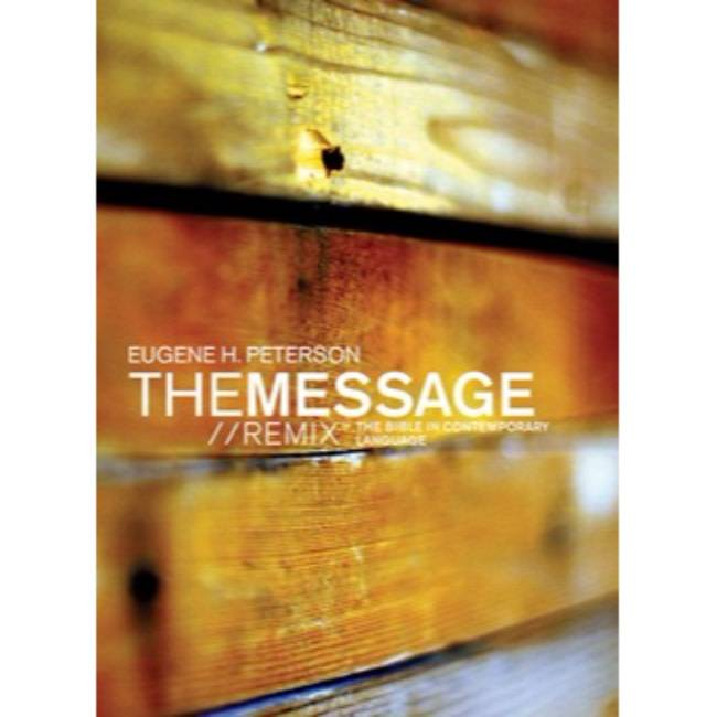 Message Remix 2.0 Bible-MS: The Bible in Contemporary Language ( Growing in Christ )