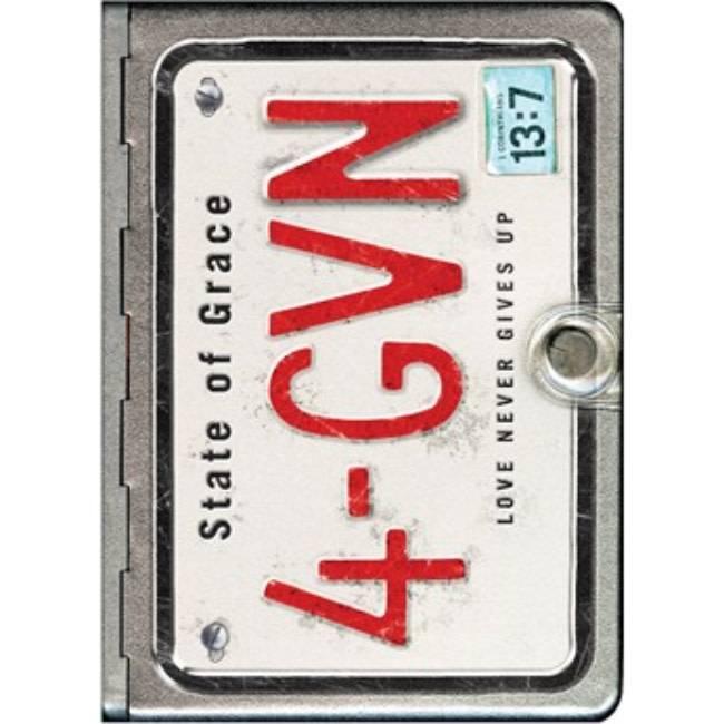 Metal Bible NLT: 4-GVN