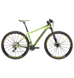 Cannondale 2016 Used CANNONDALE 29 M F-Si HM 1 GRN LG