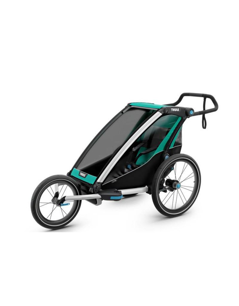 Thule Chariot Lite 1 + Cycle/Stroll