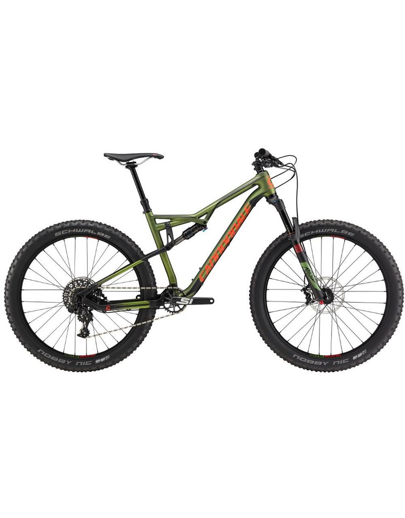 Cannondale 2017 CANNONDALE Bad Habit Carbon 2 Army Green