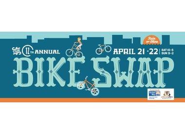 Bike Swap April 21-22, 2018