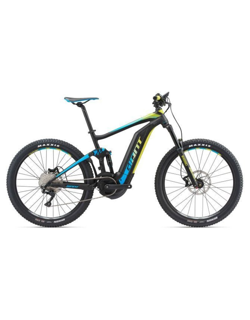 Giant 2018 GIANT Full-E+ 3 20mph Blk/Yellow/Blk