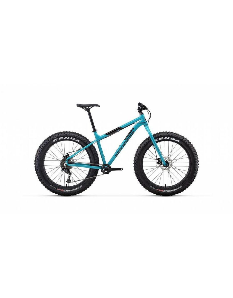 Rocky Mountain 2018 Rocky Mountain Blizzard 10 Fat Bike