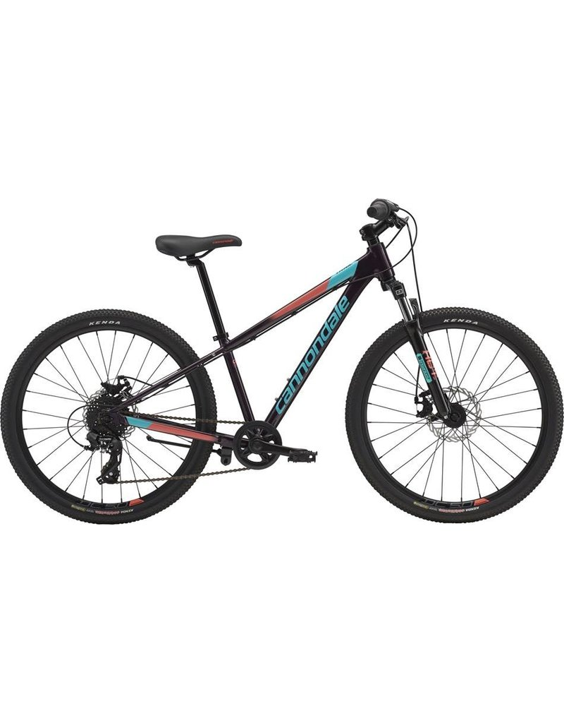 Cannondale 2018 Cannondale 24 F Kids Trail GXY OS