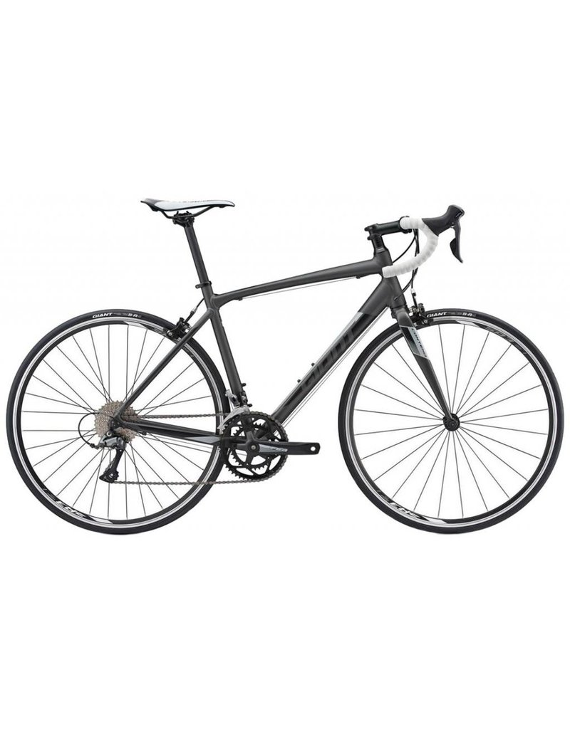Giant 2018 Giant Contend 3 Matte Charcoal/Black