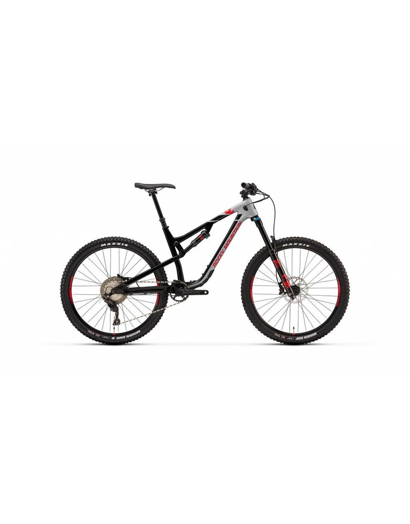 Rocky Mountain 2018 ROCKY MOUNTAIN Altitude Carbon 50 Grey/Black/Red MD