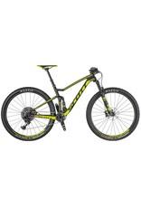 Scott Sports 2018 Scott Spark 920 Black/Neon Green