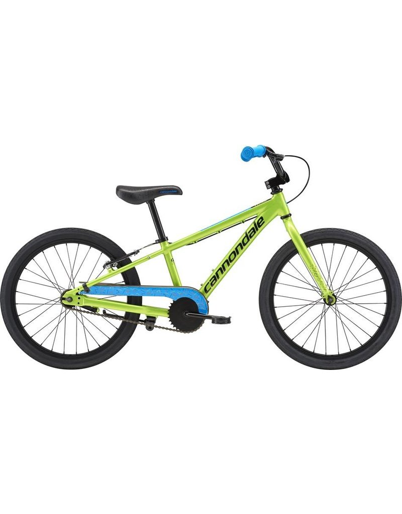 "Cannondale 2019 Cannondale 20"" M Kids Trail SS AGR OS"
