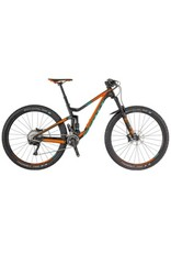Scott Sports 2018 Scott Bike Genius 930 LG Orange/Black
