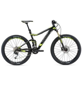 Giant 2018 Giant Stance 2 LG Black/Neon Yellow/Charcoal