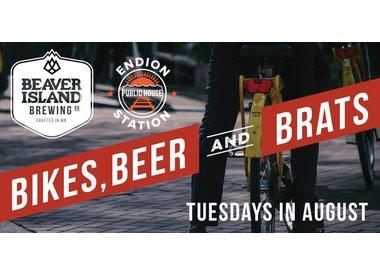 Bikes, Beer, Brats