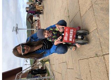 Tykes on Bikes Family Ride