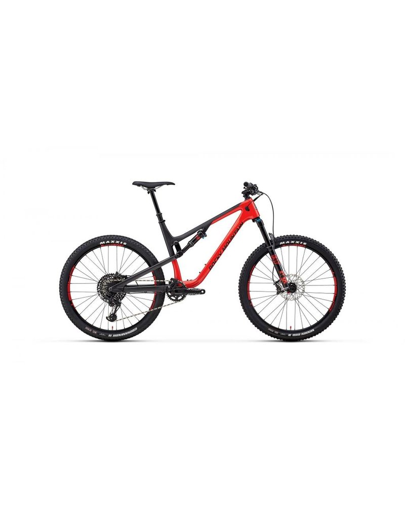 Rocky Mountain 2018 Rocky Mountain Thunderbolt Carbon 70 Red/Grey MD