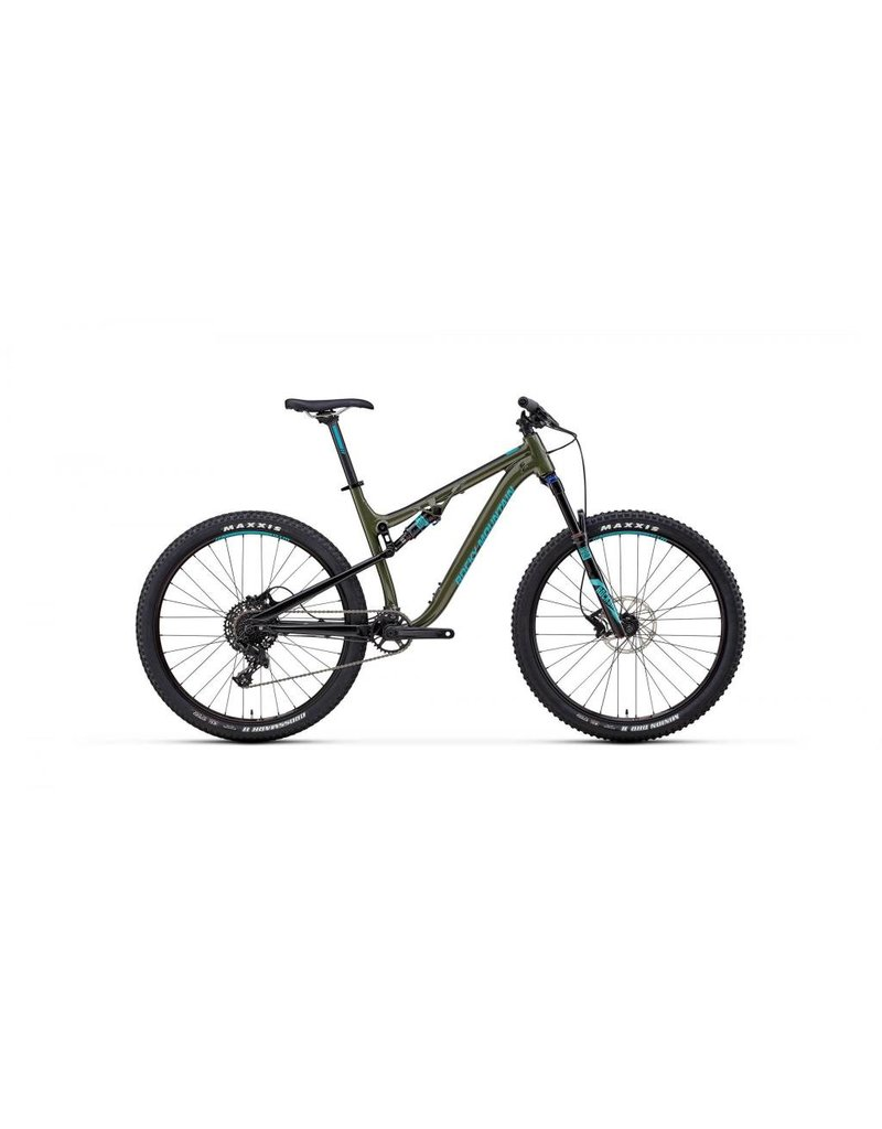 Rocky Mountain 2018 Rocky Mountain Thunderbolt Alloy 30 Green/Blue MD