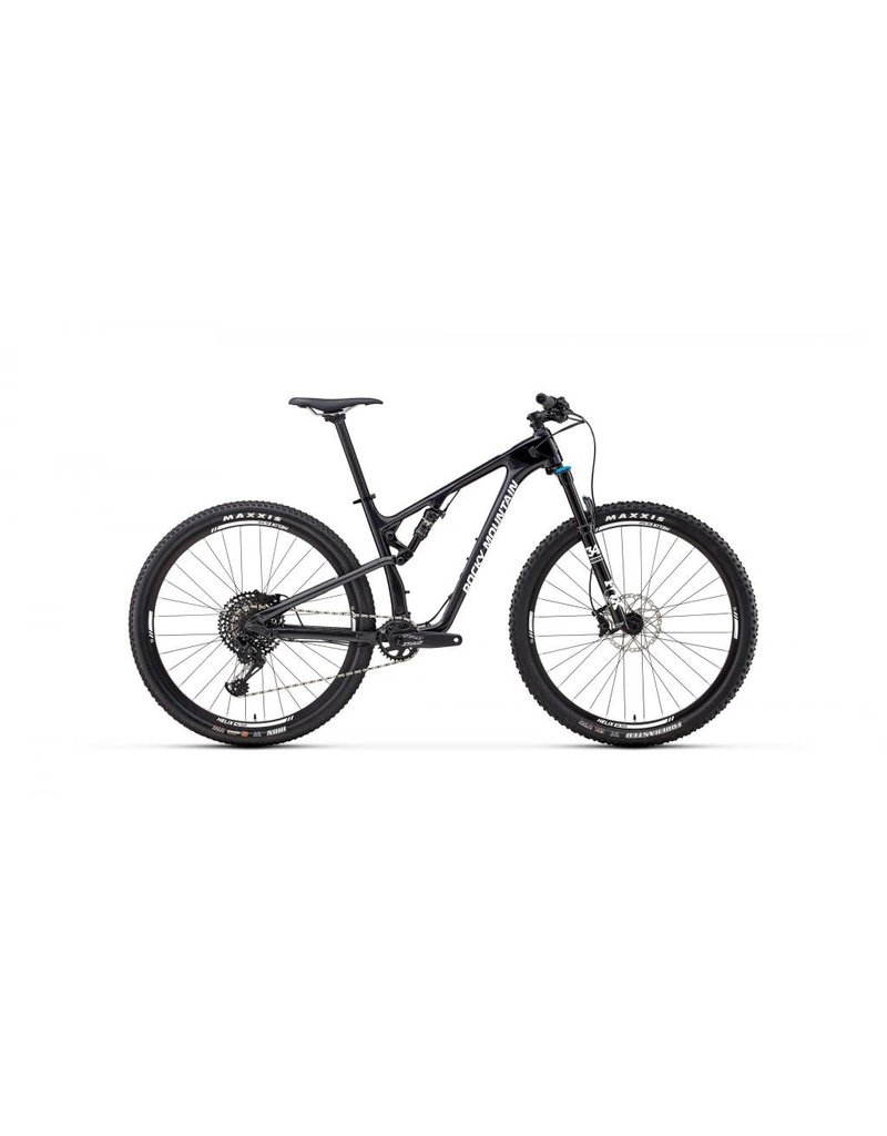 Rocky Mountain 2018 Rocky Mountain Element Carbon 50 Grey/Black MD