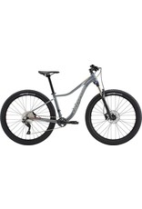 Cannondale 2018 Cannondale 27.5+ Trail Scarlet 2 Stealth Grey