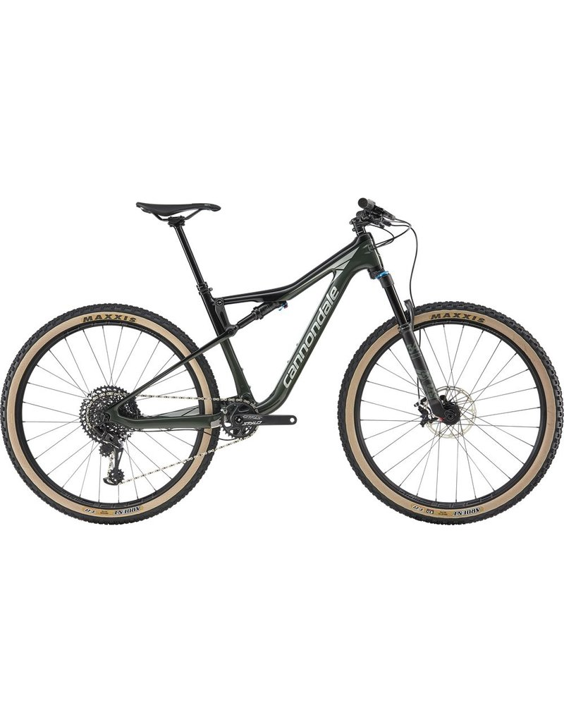 Cannondale 2018 Cannondale 29 Scalpel Si Crb SE 2 GRY MD