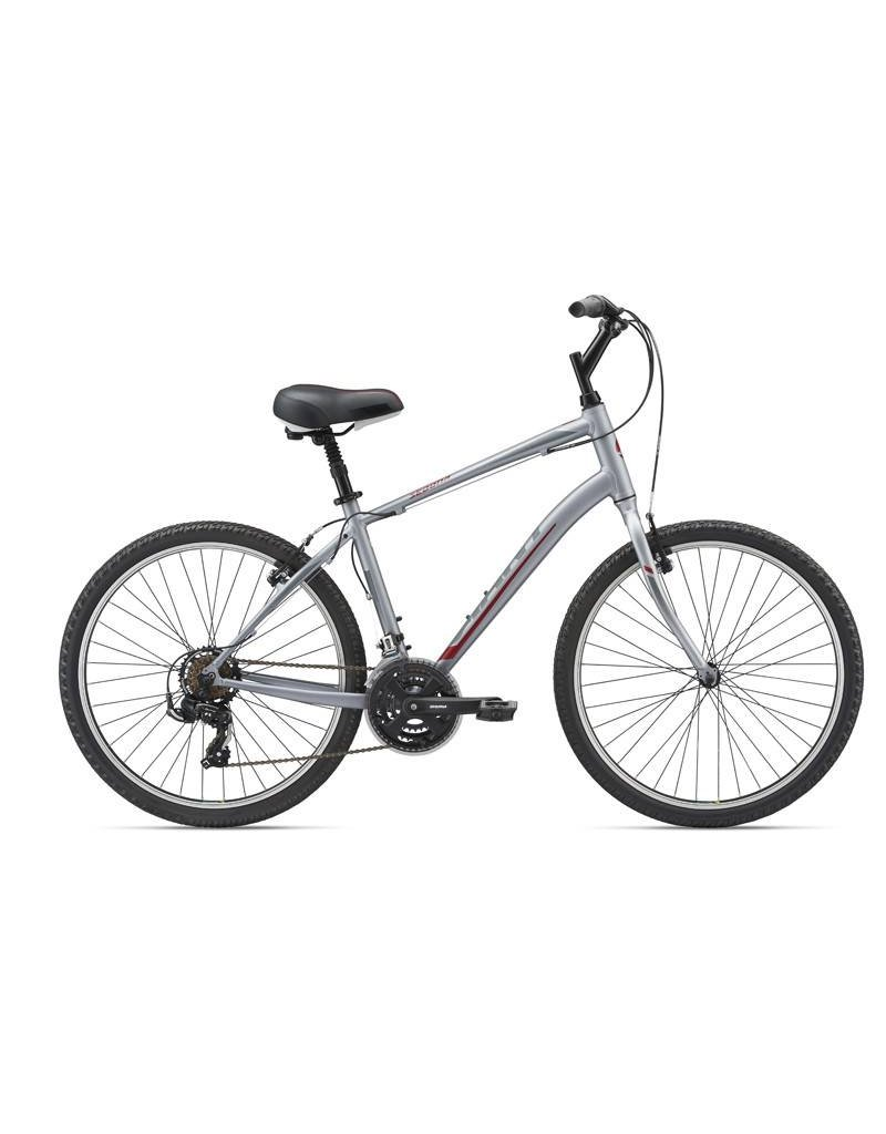 Giant 2018 Giant Sedona SM Matte Charcoal/Red