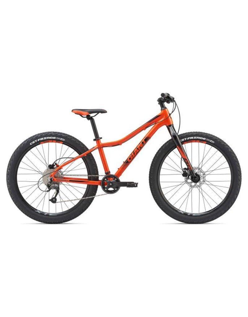 Giant 2019 Giant XTC Jr 26+ Orange/Black/Charcoal