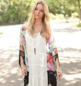 PUNCHYS Tiered Ruffle Dress or Tunic