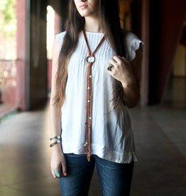 White Blouse Lace Cap Sleeve