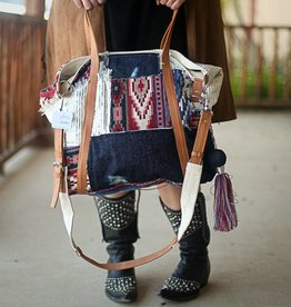 American Patchwork Tote