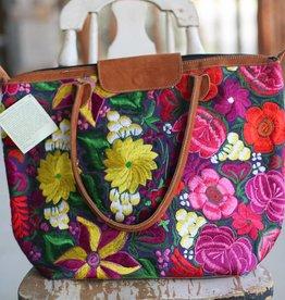 Spanish Conquistador Style Hand Bag