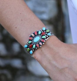 Kingman Red Spiny Cuff