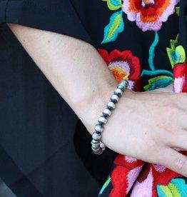 6mm Navajo Pearl Bracelet